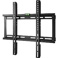 Polarduck Support Mural TV pour écrans 23-55 Pouces (58-140 cm) LED LCD Plasma et Courbé , VESA Max 400 x 400mm, Min 100…