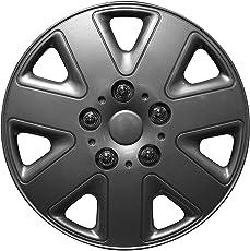 Streetwize-SWUX7-Hurricane-Premium-Radkappen-Set - 35,6 cm