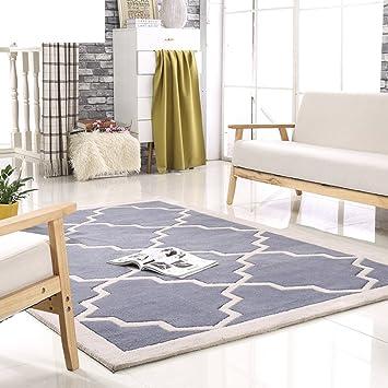 Living Room Dekoration Teppich,Living Room Teetisch Schlafzimmer Teppich  Modern Einfache Teppich A 140x200cm