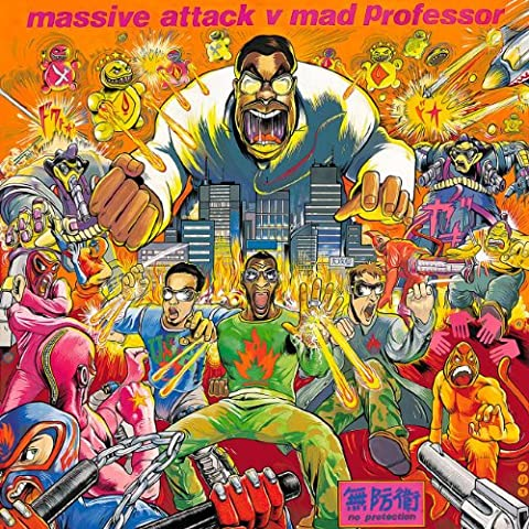 Massive attack V mad Professor. No Protection