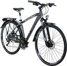 Whistle 28 Zoll Trekkingrad Crossrad Herrenrad 30 Gang 49 cm