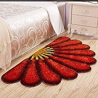 Jai Durga Home Furnishing Semi Sunflower Bedside Runner - (24 X 48 inch)