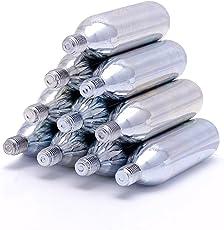 Liss oder Mosa Minipumpen , Silver, 16g, 10 Stück
