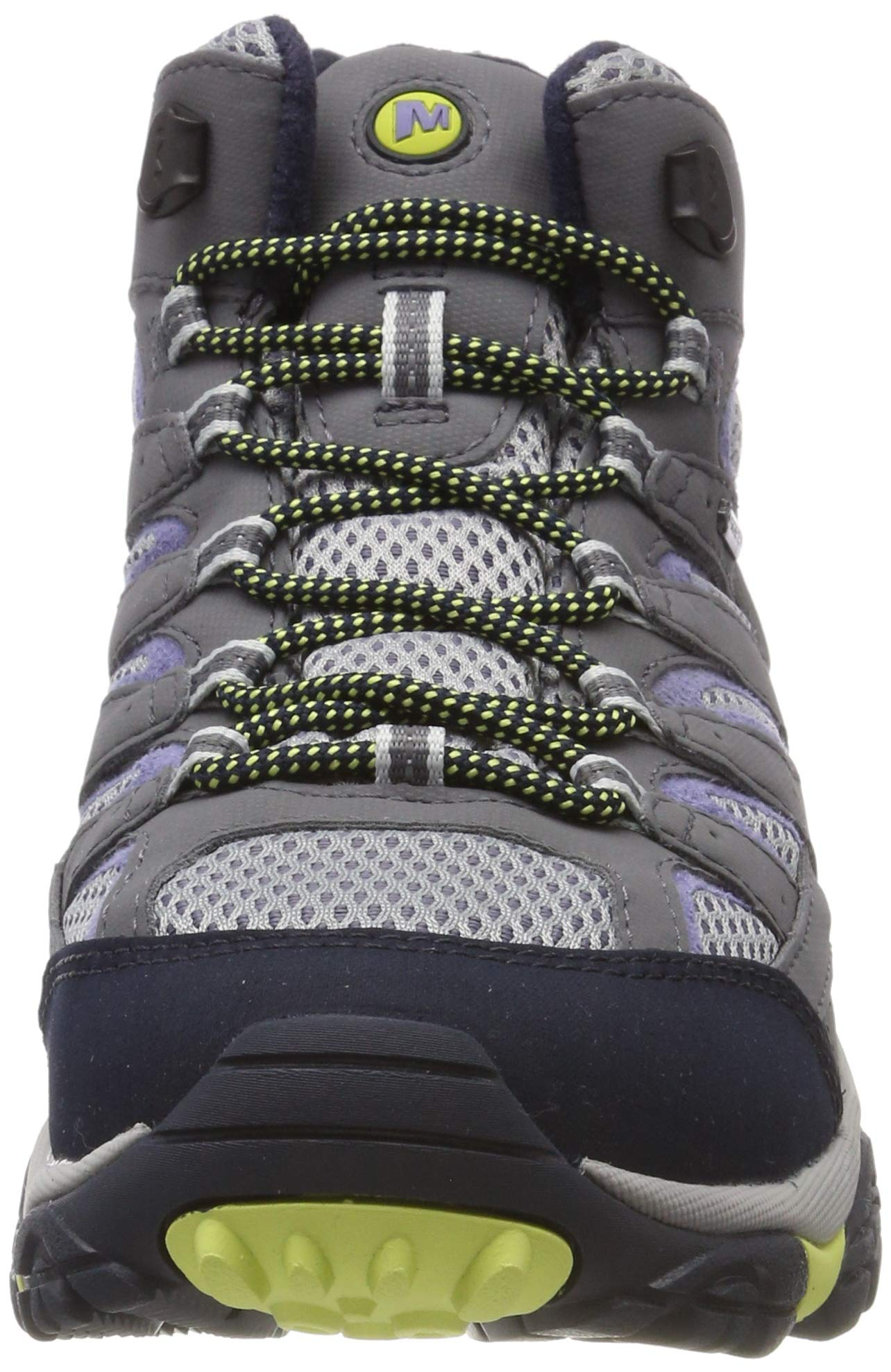 71Gf0FoFD1L - Merrell Women's Moab 2 Mid Gtx High Rise Hiking Shoes