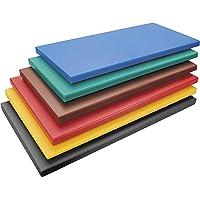 Lacor 60476- Tagliere polietilene HD GN 1/1x2 cm verde