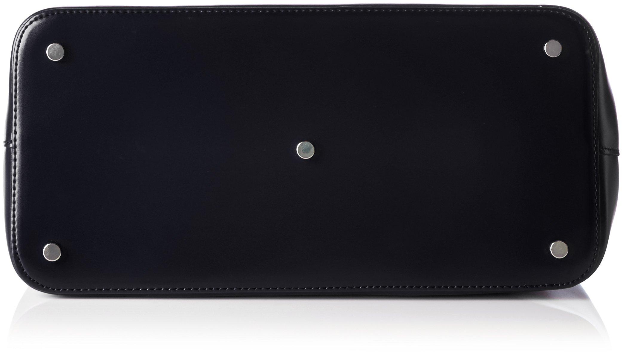 Picard Berlin Handtasche aus Leder, Schwarz