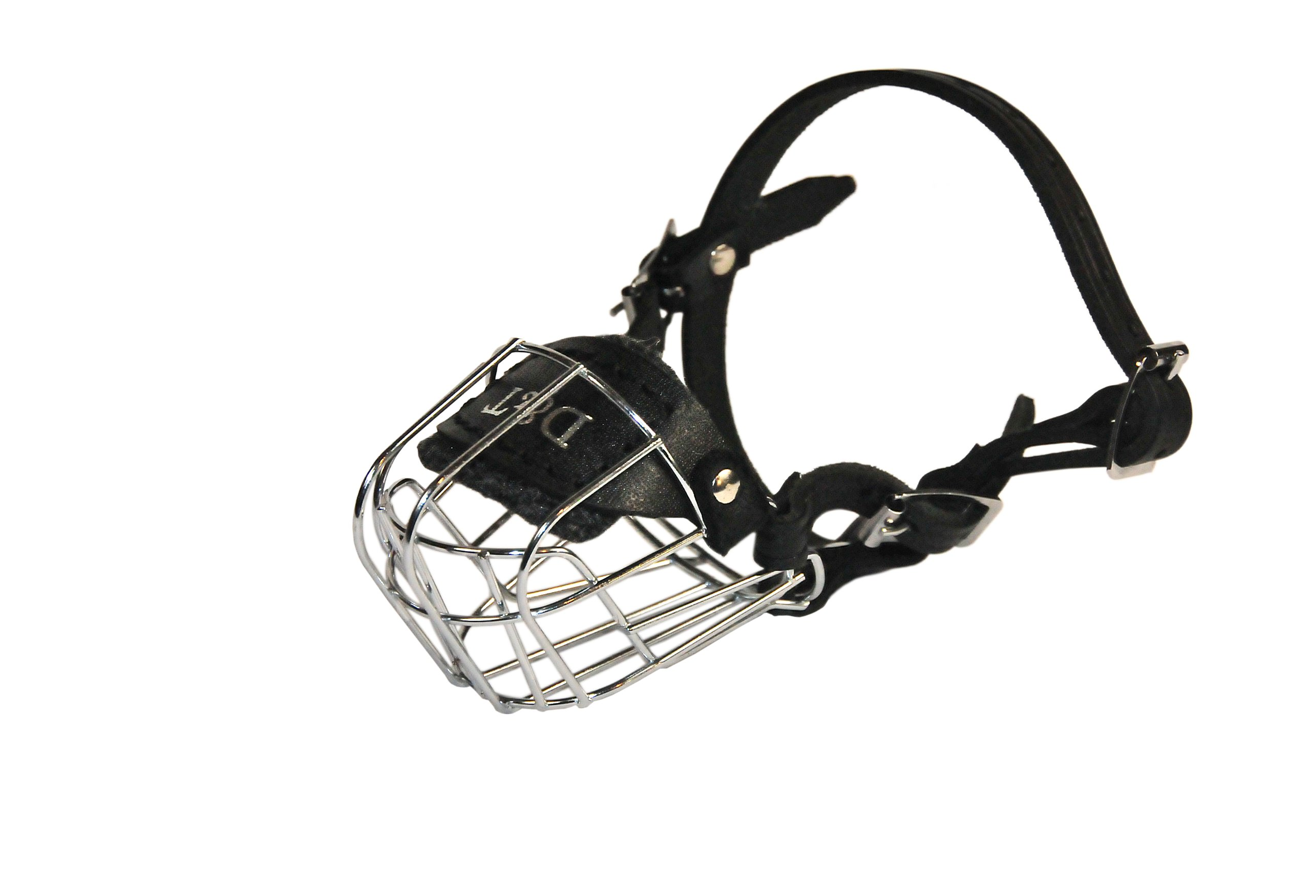 Dean & Tyler Yorkshire Terrier Wire Basket Muzzle, Size 0