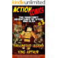 Action Comics: The Minecraft Adventures of Steve and Alex: The Untold Legend of King Arthur – Part 3 (Minecraft Steve and Alex Adventures Book 51)