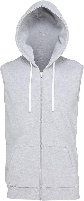 AWDis Veste à capuche sans manches Femme – achat pas