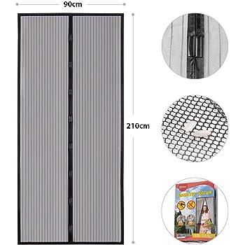 sekey verbesserter magnetischer t rvorhang f r holz eisen und aluminiumt ren balkont ren. Black Bedroom Furniture Sets. Home Design Ideas