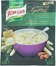 Knorr Gourmet Cream of White and Green Asparagus Soup - 40 gm