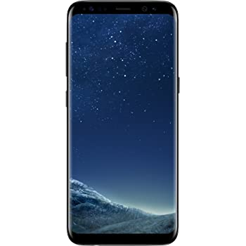 "Samsung Galaxy S8 - Smartphone da 5.8"", 64 GB Espandibili, Nero (Midnight Black), [Versione Italiana]"