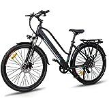 "Macwheel 27,5""/28"" Bici Elettrica da Citt/àTrekking/Mountain, Batteria Rimovibile agli Ioni di Litio da 36 V/10Ah/12,5…"