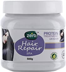 Zerb Natural Extracts Hair Repair Spa Enriched with Aloe Vera - 500g