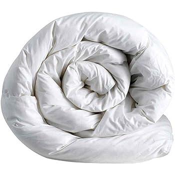 Italian Bed Linen Piumino Invernale Bianco matrimoniale 250 x 200 cm
