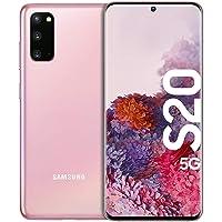Samsung Galaxy S20 5G Smartphone Bundle (15,83 cm) 128 GB interner Speicher, 12 GB RAM, Hybrid SIM, Android, ) inkl. 36…