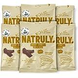NATRULY Jerky Beef Original, Carne Secca 100% Manzo, Senza Glutine, Senza Lattosio, Senza Zuccheri Raffinati e Additivi…