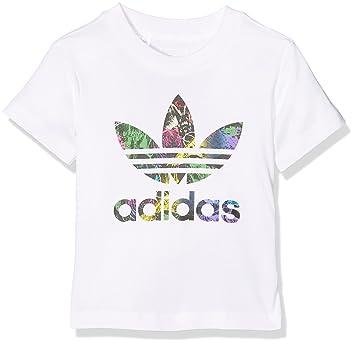 acac012bce680 Adidas Children s Animal T-Shirt White