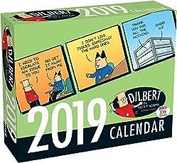 Dilbert by Scott Adams 2019 (Tagesabreißkalender)