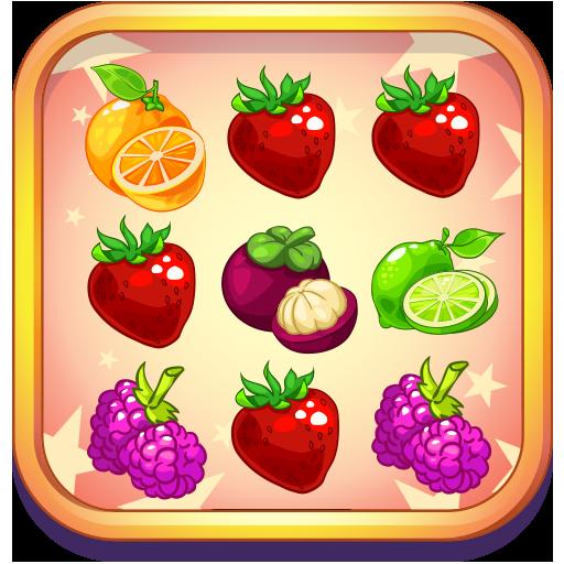 Fruits Legend Fruit Splash - Jam Spiele Monster