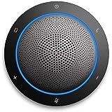Kaysuda Bluetooth Conference Speakerphone Microfono e Altoparlante Wireless per telefoni cellulari e Computer, Vivavoce per U
