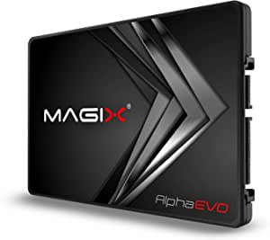 Ssd Magix Alpha 2 5 Inch Sata Up To 500 Mb S Internal Computers Accessories