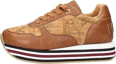 ALVIERO MARTINI Scarpe da Donna 1 Classe 10711 Sneakers Casual Sportive Platform