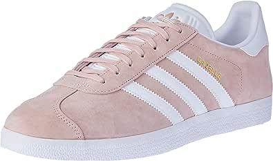 separation shoes outlet online great fit Adidas Gazelle Baskets Basses, Mixte Adulte, gris: Amazon.fr ...