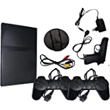 8 Bit Video Gaming Console for Tv Led LCD One Staion Gaming Set with Inbuilt Games
