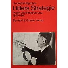 Hitlers Strategie