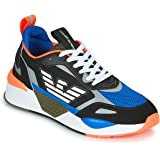 Emporio Armani Sneaker Running 7 Training ecosuede/Mesh/pu Multicolor Unisex U21EA03
