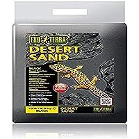 Exo Terra Desert Sand, 4.5 Kg, Black
