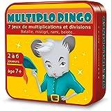 MultiploDingo - Jeux de cartes, Table de Multiplications  - Aritma