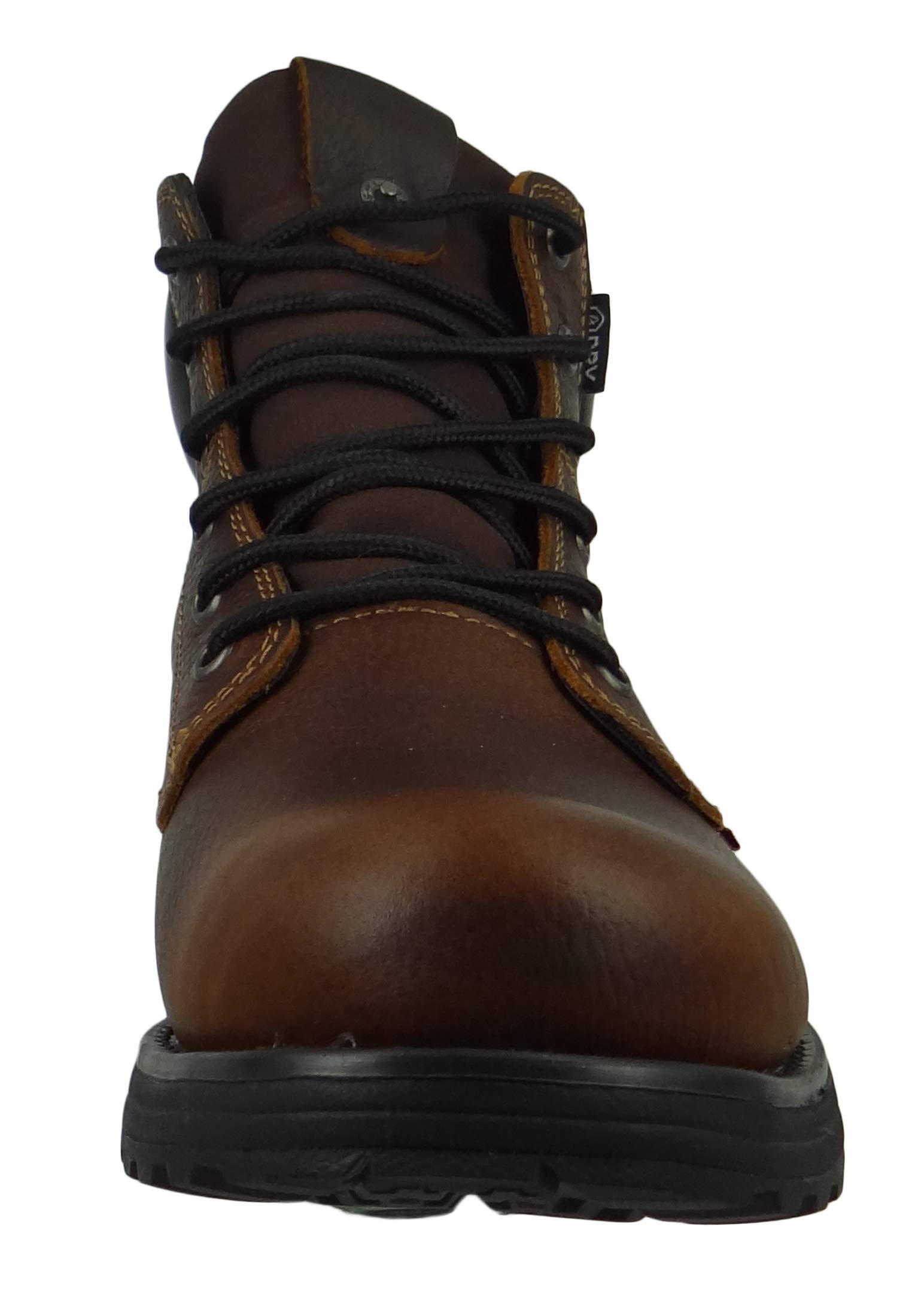 Levi's Arrowhead 228777-829-128 Men's Walking Boots Brown 5