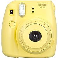 Fujifilm Instax Mini 8 Instant Film Camera (Yellow)
