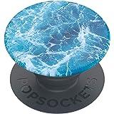 PopSockets: PopGrip Basic - Support et Grip pour Smartphone et Tablette [Top Non Interchangeable] - Ocean from Air