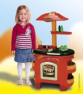 """VEDES Kinderspielküche """"Brava"""" inkl. 12tlg. Zubehör 47004080"""