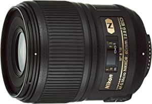 Nikon Af S Micro Nikkor 60mm F 2 8g Ed Lens Camera Photo