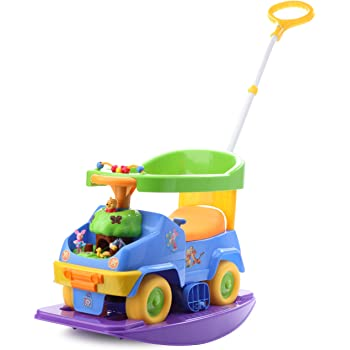 Logitoys - 33928 - Porteur All In One Winnie  Amazon.fr  Bébés ... 4a7f581b01c