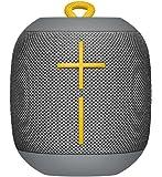 Enceinte Bluetooth Ultimate Ears WONDERBOOM étanche avec connexion Double-Up - Stone Grey
