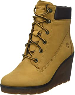 Timberland Tillston 6 inch Double Collar, Stivali Donna