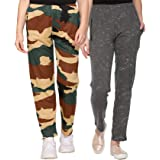 SHAUN Women Trackpant (631WP2_Pack of 2)