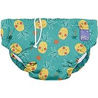 Bambino Mio Bambino Mio, Costumino Contenitivo, Ananas Party, Piccola (Medio) - 50 g, 0/6 mesi