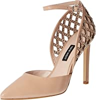 Nine West Thefinest Court Shoe For Women, Beige, Size 41.5 EU