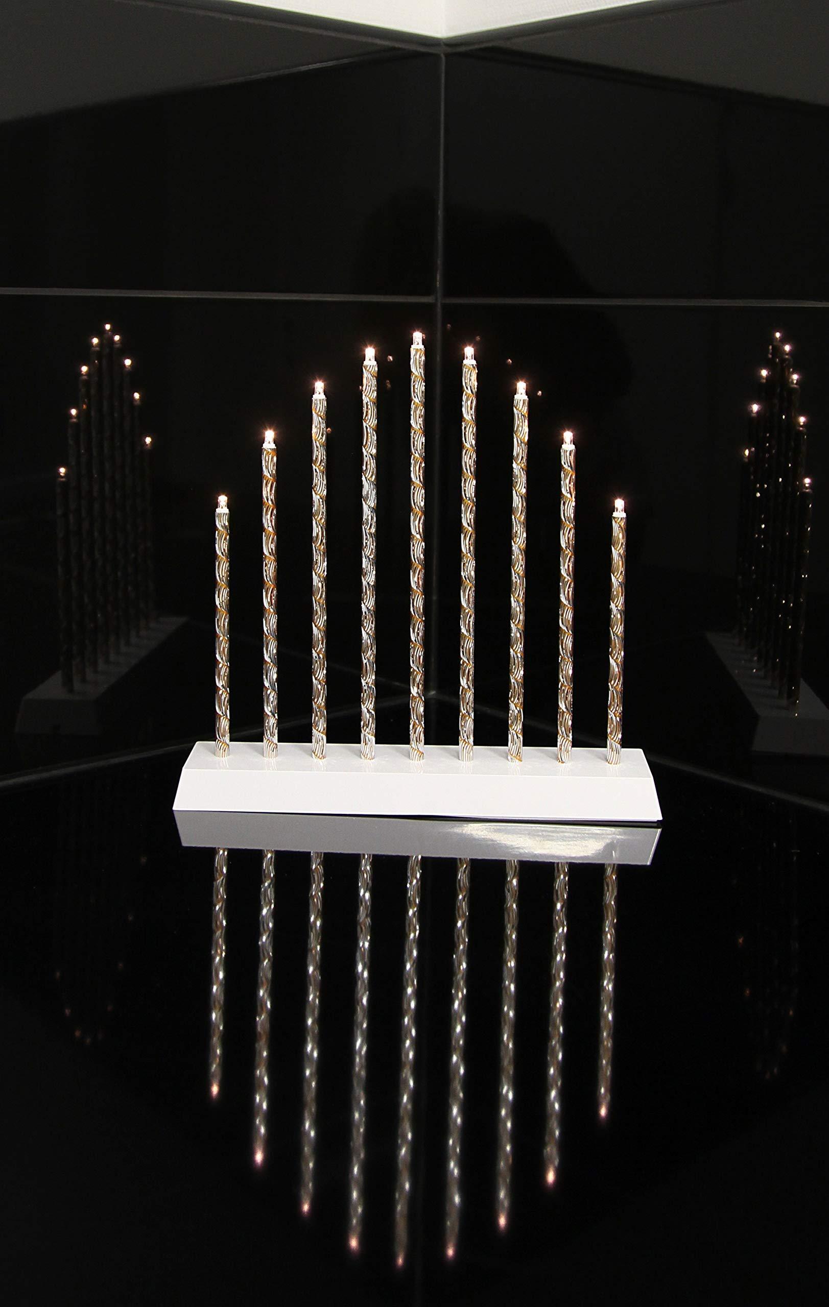 Star-LED-FensterleuchterTrix-Battery-Material-Kunststoff-9-flammig-Timer-Vierfarb-Karton-28-x-26-cm-goldsilber-192-81