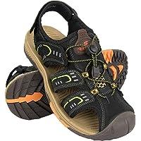Zerimar Sandali da Uomo | Sandali da Trekking da Uomo | Sandals Man Hiking | Sandali di Cuoio da Uomo | Sandali Estivi…