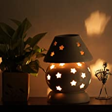 FunkiIndia A Starry Diffuser for Children's Bedroom/Electric diffuser lamp/Electric fragrance diffuser lamp/Electric fragrance oil diffuser lamp