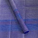 Siehe Beschreibung Vorzelt-Teppich Blau 250x600cm in 500g/m²-Qualität waschbar schimmelfrei farbecht • Zeltteppich Vorzeltteppich Campingteppich Zeltboden Camping 2,5x6m