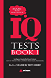 IQ Tests Book-1 - Boost Your Intelligence
