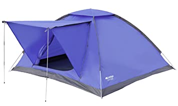 Lichfield Navaho Dome Tent Atlantic Blue 4  sc 1 st  Amazon UK & Lichfield Navaho Dome Tent Atlantic Blue 4: Amazon.co.uk: Sports ...